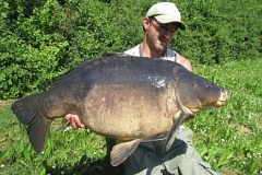Grauer 31er Last-Minute-Fisch für Martin