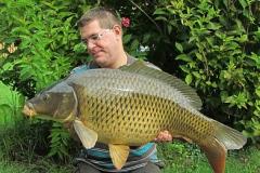 Ossiacher See: 26 Pfund für Matthias
