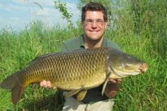 Matthias und sein 24er Distanzfisch