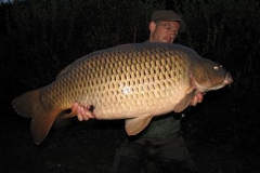 Martin mit massivem 37er aus dem Ossiacher See