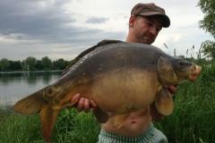 Ein Fisch mit Potenzial: 20 Pfund