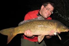 16 Pfund aus dem großen Fluss
