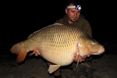 Balaton 2015: Chris mit einem Kracher von 44 Pfund!