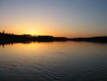 schweden-sunset